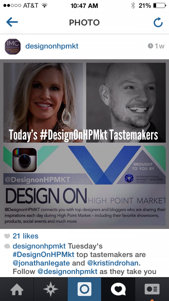 HP design on hpmkt